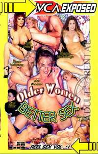 Older Women Better Sex