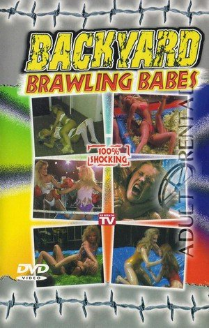Backyard Brawling Babes Porn Video