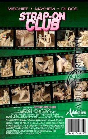 Strap-On Club Porn Video Art