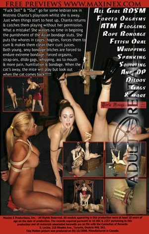 Bondage Slave Dolls Porn Video Art