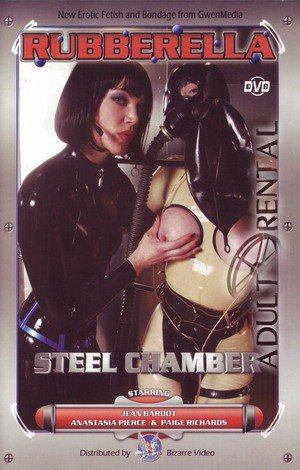 Rubberella: Steel Chamber Porn Video Art