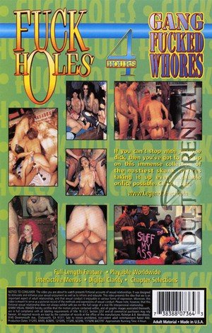 Fuck Holes: Gang Fucked Whores Part 1 Porn Video Art