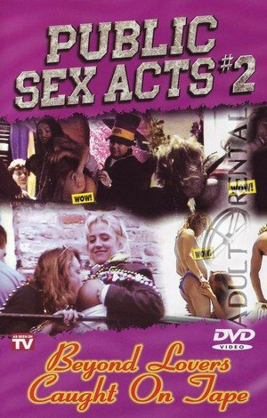 Public Sex Acts 2 Porn Video Art