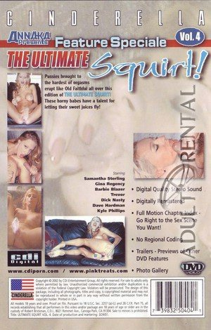 The Ultimate Squirt! 4 Porn Video Art