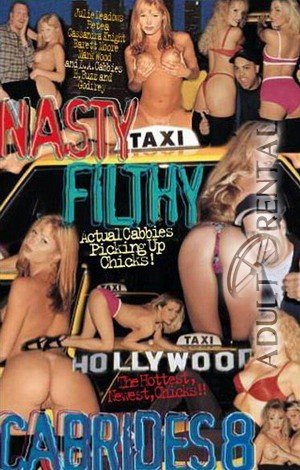 Nasty Filthy Cab Rides 8 Porn Video