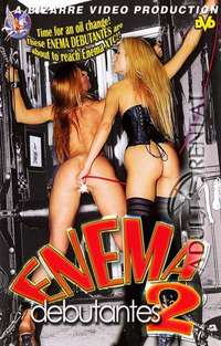 Enema Debutantes 2 | Adult Rental