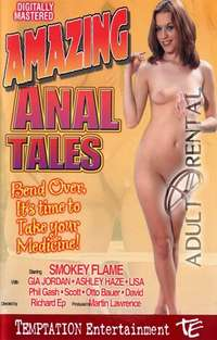 Amazing Anal Tales | Adult Rental