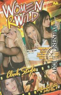 Women R Wild Club Style 2 | Adult Rental