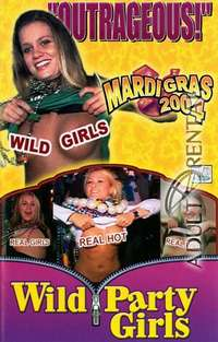 Wild Party Girls: Mardi Gras 2004 | Adult Rental