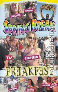 Spring Break Freak Fest | Adult Rental