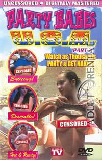Party Babes USA 3 | Adult Rental