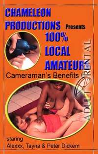 Cameraman's Benefits 6 | Adult Rental
