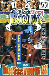 Black Foxy Boxing | Adult Rental