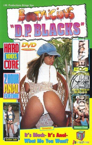 Bootylicious: D.P. Blacks Porn Video Art