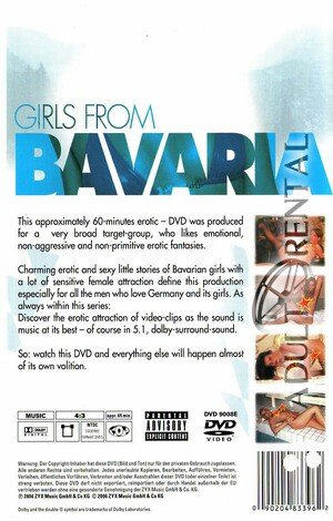 Girls From Bavaria Porn Video Art