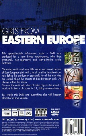 Girls From Eastern Europe Porn Video Art