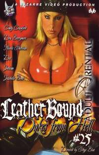 Leather Bound Dykes From Hell 25 | Adult Rental