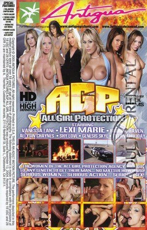 AGP: All Girl Protection Porn Video Art