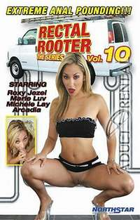 Rectal Rooter The Series 10 | Adult Rental