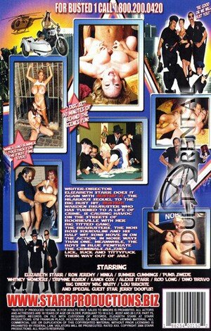 Busted! 2: Extras Porn Video Art