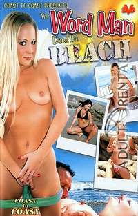 The Word Man Does The Beach | Adult Rental