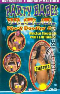 Party Babes USA: Black Booties 3 | Adult Rental