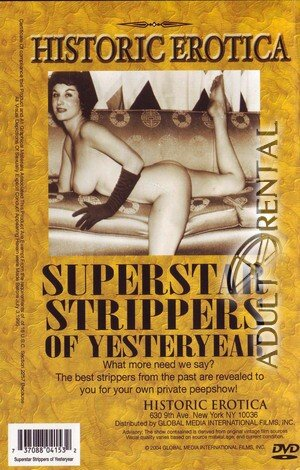 Superstar Strippers Of Yesteryear Porn Video Art