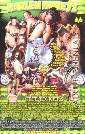 Harlem Honeyz Clit Lickers Porn Video Art