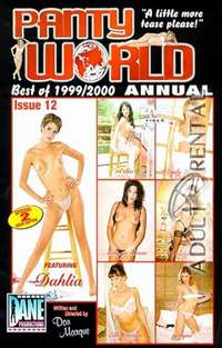 Panty World Issue 12 | Adult Rental