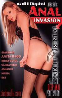 Anal Invasion | Adult Rental
