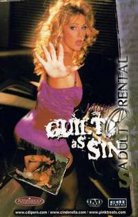 Guilty As Sin | Adult Rental