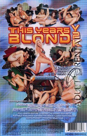 This Years Blond Y2K Porn Video Art