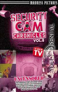 Security Cam Chronicles 8 | Adult Rental