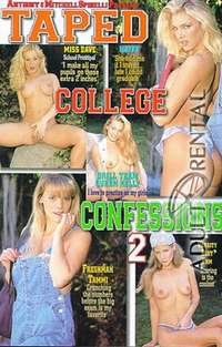 Taped College Confessions 2