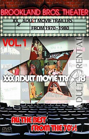 XXX Adult Movie Trailers 1970-1980 Vol.1 Porn Video Art