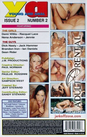 YA Young And Anal 2 Porn Video Art