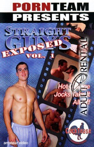 Straight Guys Exposed 1 Porn Video