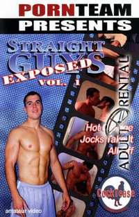 Straight Guys Exposed 1 | Adult Rental