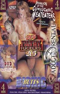 Filthy Fuckers 204 & 205 | Adult Rental