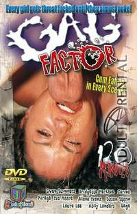 Gag Factor | Adult Rental