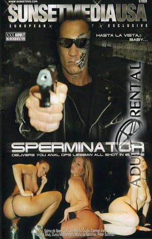 Sperminator Porn Video Art