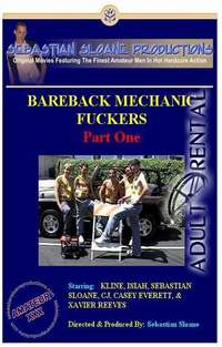 Bareback Mechanic Fuckers Part 1 | Adult Rental