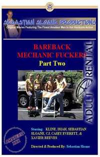 Bareback Mechanic Fuckers Part 2 | Adult Rental