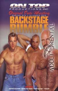 Backstage Rumble | Adult Rental