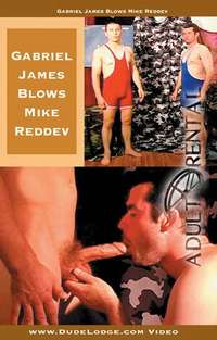 Gabriel James Blows Mike Reddev | Adult Rental
