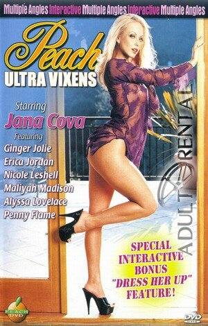Peach Ultra Vixens: Jana Porn Video Art