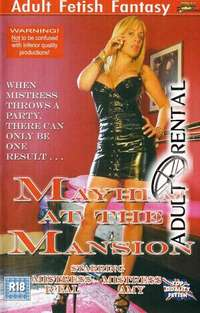 Mayhem At The Mansion | Adult Rental
