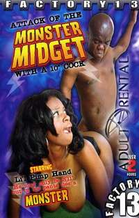 Attack Of The Monster Midget | Adult Rental