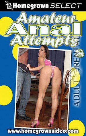 Amateur Anal Attempts 8 Porn Video Art