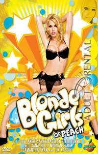 Blonde Girls Of Peach | Adult Rental